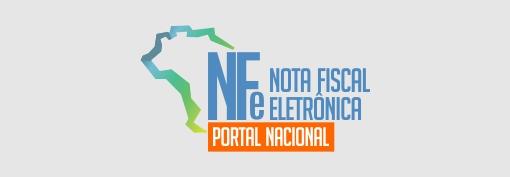 Nota Fiscal Eletrônica portal nacional.