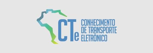 conhecimento de transporte eletrônico.